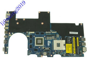 FOR DELL Alienware M14x 0XYCJJ Laptop Motherboard  Tested 100% 0XYCJJ XYCJJ