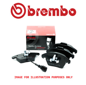 BREMBO Front Brake Pads Fit for BMW 1 3 4 Series F20 F30 F34 F32 F82 F36 P06071
