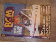 $$$ Revue RCM N°220 Plan encarte Mini Tiger MothP51 MustangAile K'max Spiral