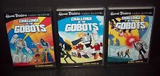 Challenge of the Gobots DVD Volume 1 / Volume 2 / Original Mini Series - 7 DVDs