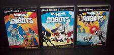Challenge of the Gobots DVD Volume 1 / Volume 2 / Original Mini Series - 7 DVDs