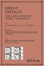 """Identificar GB Línea Grabado Sello alfabetos I II III IV & Placa 2d """"no las líneas's - Cd"""