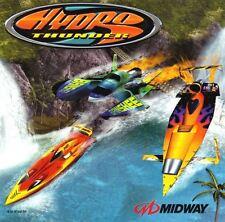 Sega Dreamcast Spiel - Hydro Thunder (mit OVP) (PAL)