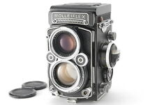 【NEAR MINT Meter Works】 Rollei Rolleiflex 2.8F 6x6 TLR Film Camera from JAPAN584