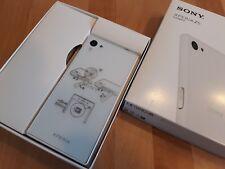 Sony Xperia Z5 compact  - 32GB - Weiss // ohne Simlock / mit Folie / in Box