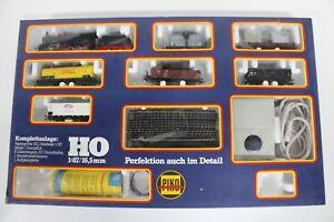 8515/10- Piko H0 Startset mit Dampflok inkl OVP