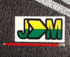JDM Logo Sticker Japan Car Drift / Bumper / Window / Vinyl Decal  Nissan GTR