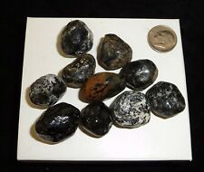 Natural Obsidian Apache Tears Chakra Stones Arizona 75 grams Reiki A Grade
