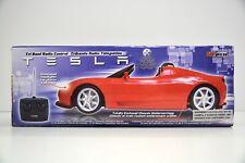 Tesla Red Roadster Max Tech Tri-Band RC Car (in original box)