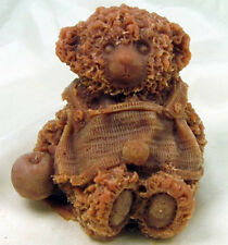 Nicole R0494 Silicone Teddy Bear 3D Molds For Soap Candle Making Resin,Clay Mold