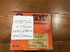 BMW -.5mm Main Bearings All 6cylmodels,1968/86