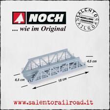 NOCH 21330 - PONT chemin de fer 1 binaire long 18 cm