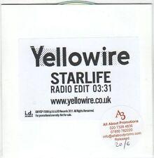 (EM976) Yellowire, Starlife - 2011 DJ CD