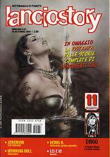[AJ] LANCIOSTORY ANNO XXXI N° 37 - 19 SETTEMBRE 2005 - Ed EURA _ OTTIMO EDICOLA