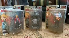 Full Metal Alchemist Figure Deluxe Complete Set Of 3 By Banpresto