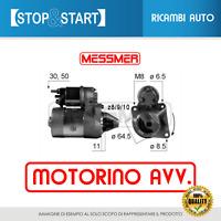 MOTORINO AVVIAMENTO MESSMER 220014A FIAT 63101018