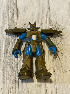 "2000 Digimon Digital Monsters 3"" Magnamon Mini Figure Bandai"