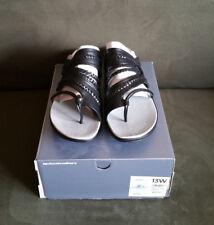 Avenue Cloudwalkers Collection Jayda Braided Comfort Sandal - Black 13W