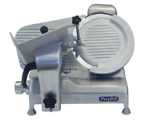 ATOSA PPSL - 10 Compact Commercial Restaurant Heavy Duty Manual Slicer