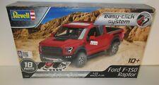 Revell 1:25 Easy-Click System Ford F-150 Raptor #07048 NIB