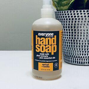 Everyone Hand Soap, EO Products, 12.75 oz Apricot Vanilla