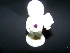 """Dept 56 Snowbabies """"A Gift for You February� retired w/o box"""