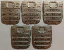 5x Nokia 1200 1208 Keypad Keyboard New Grey 5pcs lot