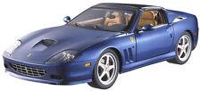 2005 FERRARI 575 SUPERAMERICA BLUE HOT WHEELS ELITE EDITION 1:18 NEW LOWER PRICE