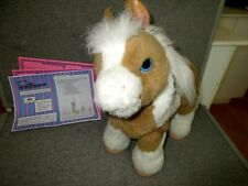 """FurReal Friends💖Baby Butterscotch-My Magical Show Pony-Interactive-15""""--Lot P1"""