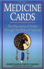 Medicine Cards: The Discovery of Power Through the Ways of Animals, Jamie Sams