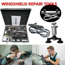 Windshield Repair Kit Professional Auto Glass Repair System chip Crack Tool Set