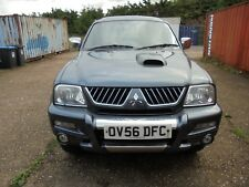 mitsubishi l200 warrior NO VAT.