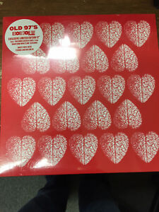 "OLD 97'S off my mind / terlingua VINYL 12"" single sided RSD 2017 etched WHITE"