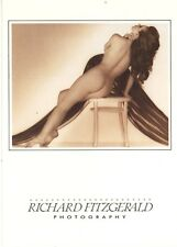 4027-A SET OF 8 POST CARDS - RISQUE PHOTOS BY RICHARD FITZGERALD
