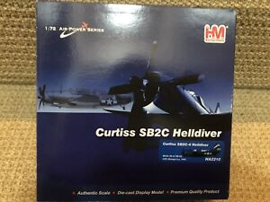 Hobby Master 1:72 SB2C-4 Helldiver, White 80 VB-25, USS Shanghai-La '45, HA2210