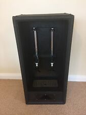 Upcycled Repurposed Speaker Cabinet Bar Style Drinks Dispensers - Man Cave