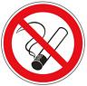 Rauchen verboten Aufkleber  Nichtraucher  Rauchverbot