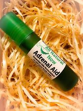 Adrenal Aid Roll-on - Essential Oils for Adrenal Function, Fatigue, Health, Life