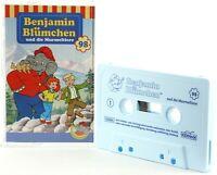 Benjamin 98 und die Murmeltiere Kiddinx Hörspiel MC hellblau