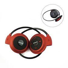Bluetooth Inalámbrico Cuello Deporte Auriculares Running BICICLETA GIMNASIO