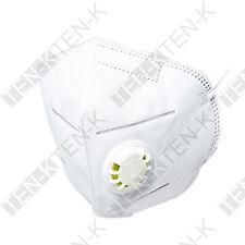 10pcs/Lot Anti-Dust Anti-smog Anti-microbe Breathing Mask Nose Mouth Respirator