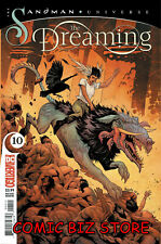 DREAMING #10 (2019) 1ST PRINTING BAGGED & BOARDED DC UNIVERSE SANDMAN UNIVERSE