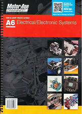 A6 ASE Automobile Electrical/Electronic Systems Test Prep Study Manual MotorAge