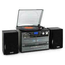 Auna Hi-fi Estéreo Sistema Vinilo Tocadiscos (Auna850MG)