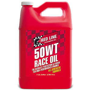 Red Line Race Oil 50WT 15W50 3.8L 10505 fits Proton Persona 1.6