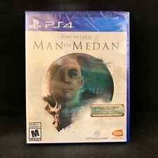 The Dark Pictures Anthology Man of Medan (PS4) BRAND NEW / Region Free