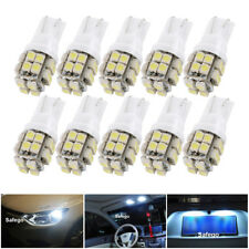 10PCS T10 20-SMD LED White Super Bright Car Lights Bulb - 194 168 2825 W5W
