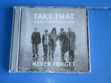 TAKE THAT - never forget ( Le nec plus ultra collection,2005) 19 excellents