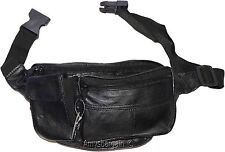 Waist pouch. Leather waist pouch, Medium size leather Fanny pack, New Waist Bag