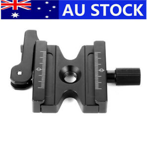 Camera Tripod Quick Release Clamp Plate Fits Arca Swiss for Tripod Ballhead